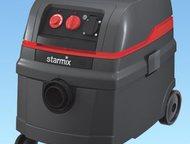 Пылесосы Starmix для работы с электроинструментом Габарит, Санкт-Петербург, пред