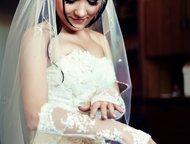 Свадебное платье фасона Русалка р-р 40-44 Продам свадебное платье размера 40-44,
