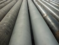 Трубы стальные в канаву, на заезд Продаём трубы б/у, разных диаметров, со склада