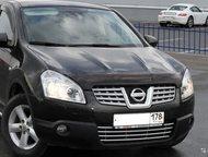 Nissan Qashqai 2010 г, 2, 0 пробег 76 000км.   2. 0 AT, бензин, полный привод, л