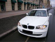 BMW 1er Хэтчбек 3 дв, 116i 1, 6 AT (115 л, с) Плюсы:  В машине не курили.   В ко