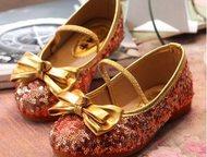 Санкт-Петербург: Красивые детские туфельки, разм, 26 Продам: очень красивые туфельки детские новые, размер 26, по стельке - 16, 5см, Санкт-Петербург у ст. м. пр. Больш
