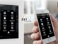 Умный Дом стандарта KNX от Zennio 70% всех умных домов создают по стандарту KNX.