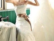 Свадебное платье продам свадебное платье! ! очень красивое! ! кружево цельное, в