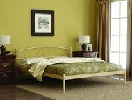 Кровать Оптима в Санкт-Петербурге Кровать Оптима - железная кровать, произведенн