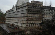 Продам б/у бетонные плиты и блоки (7м, ,6м, ,5м, ,3м, , х 1, 2 м, )