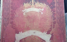 Книга История крестовых походов1884 Г, Мишо