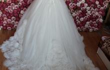 Продам срочно свадебное платье