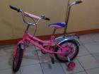 Просмотреть изображение  Велосипед детский розовый 66418158 в Саранске