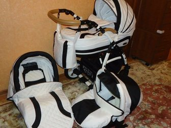 Скачать бесплатно фото Детские коляски Коляска Briciola Carrera 3 в 1 33114422 в Саранске