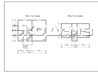 Просмотреть изображение Продажа домов Компания ЭкоДом13 построит дом Вашей мечты 34537770 в Саранске