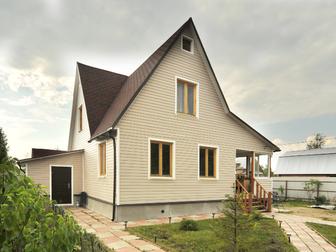Скачать фотографию  Дом из клееного бруса за месяц 37798717 в Саранске