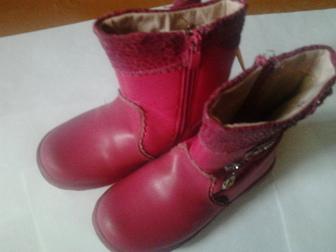Скачать изображение Детская одежда Продаю сапожки 39411966 в Саранске