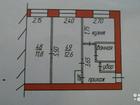 2-к квартира, 39 м?, 2/2 эт.