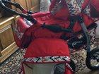 Скачать изображение  Продам детскую коляску трансформер Riko Driver (Польша) 33795696 в Саратове