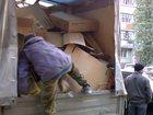 Фото в Услуги компаний и частных лиц Разные услуги очистка помещений от мебели, погрузка и вывоз в Саратове 0