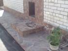 Смотреть фотографию  Укладка природного камня и тротуарной плитки! 36284440 в Саратове
