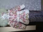 Фотография в   Зимний комплект на девочку, пуховик и штаны в Саратове 4000