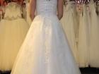 Свежее фото Свадебные платья Продам свадебное платье А-силуэта 37544455 в Саратове