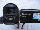 Фото в Бытовая техника и электроника Видеокамеры продаю видеокамеру панасоник цифровую sdr-50e в Саратове 700