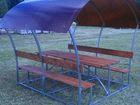 Свежее изображение Мебель для дачи и сада Беседка Бесплатная доставка 38580211 в Саратове