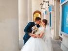 Фирменное свадебное платье