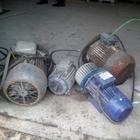 Электромоторы/электродвигатели разные