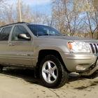 Jeep Grand Cherokee 235 л, с, 2000 г, в, пробег 190 000