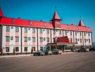 Загородный гостиничный комплекс Турист Гостиничный комплекс «Турист» готов приня