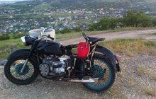 Продам мотоцикл к 750