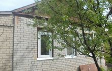 Продается отдельностоящий кирпичный дом в п. Агафоновка, общ