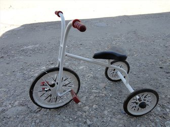 Свежее фото Велосипеды ВЕЛОСИПЕД ДЕТСКИЙ 3 КОЛЕСНЫЙ, 33132559 в Саратове