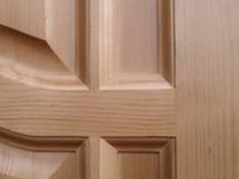 Увидеть фото Сантехника (оборудование) входная дверь филенчатая из массива т 89050318168 33519529 в Саратове