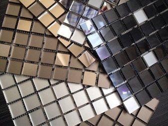 Новое foto Отделочные материалы Зеркальная мозаика (новинка) 34248638 в Саратове