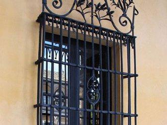 Просмотреть фотографию  металлические ограды, решетки, лестницы, заборы 34296354 в Саратове