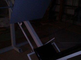 Просмотреть фото  Тренажер, жим ногами и кроссовер 34581541 в Саратове