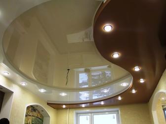 Просмотреть foto Ремонт, отделка Натяжные потолки от производителя 35041741 в Саратове