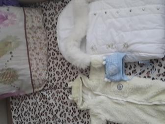 Смотреть фото Детская одежда Зимний конверт 35797816 в Саратове