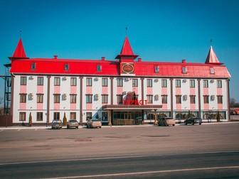 Смотреть изображение  гостиничный комплекс турист 36619725 в Саратове