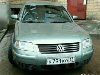 Седан Volkswagen в Саратове фото