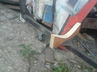Скачать изображение  лодочный прицеп для перевозки лодки в ручную 66385799 в Саратове