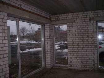 Коттедж  без внутренней отделки ,  со  всеми  коммуникациями,  двухконтурный  котёл  АГВ,  напротив  Ленты  в  жилом  массиве в Саратове