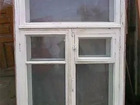 Окно старые деревянные