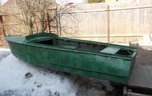 Продам дюралевую лодку казанку