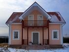 Смотреть фото  Продаю 2-эт, новый дом под ключ в Молодях, Чеховского района 34811039 в Чехове