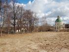 Скачать бесплатно foto  Участок с красивым видом в д, Подмоклово 38834189 в Серпухове