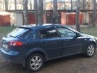 Chevrolet Lacetti 1.6МТ, 2008, битый, 217000км