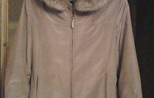 Модная курточка зима-осень