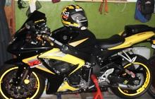 Продам мотоцикл спортивный Suzuki GSX-R 750