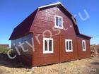 Скачать бесплатно фото Строительство домов Каркасно-панельные дома  72955112 в Севастополь